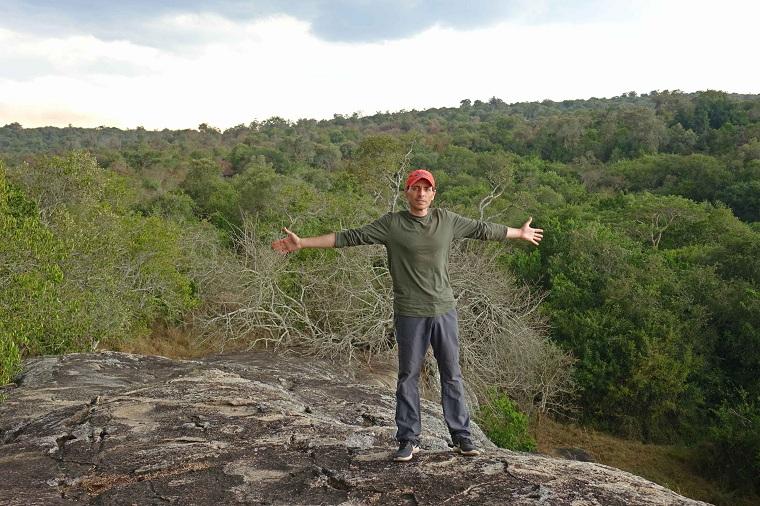 Lake Mburo National Park en Uganda