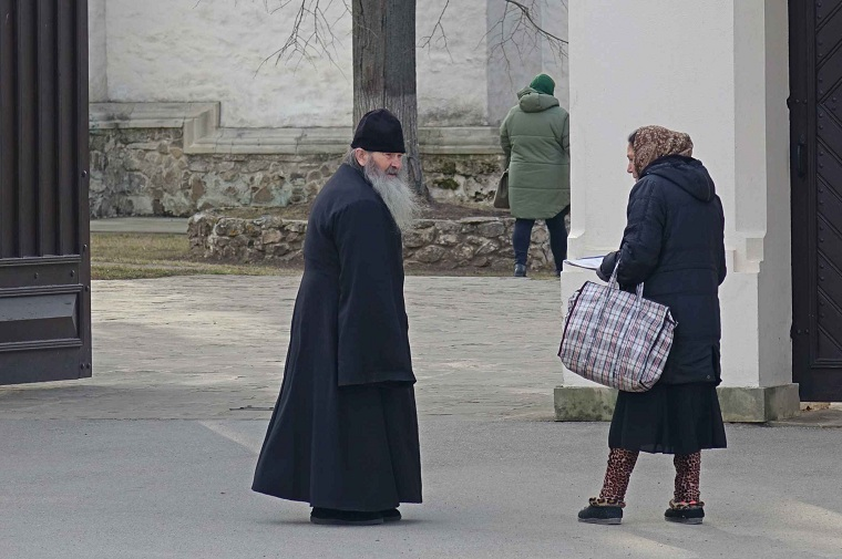 Monasterios de Moldavia: Capriana y Curchi