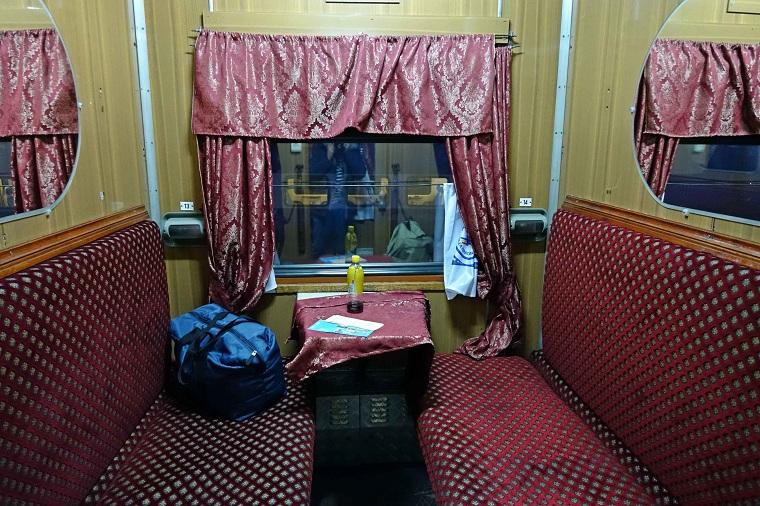 Tren de Bucarest en Rumanía a Chisinau en Moldavia
