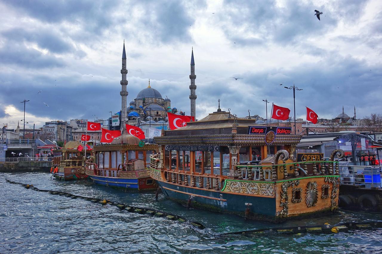 Viaje a Baréin, Kuwait y Estambul por libre