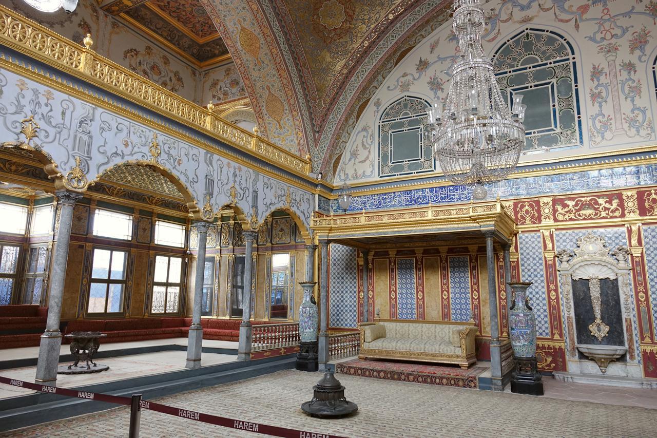 Qué ver en el Palacio Topkapi en Estambul