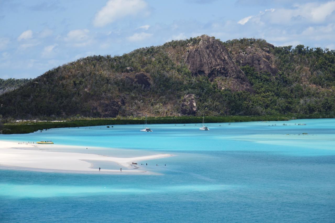 Que ver y hacer en las islas Whitsunday en Australia