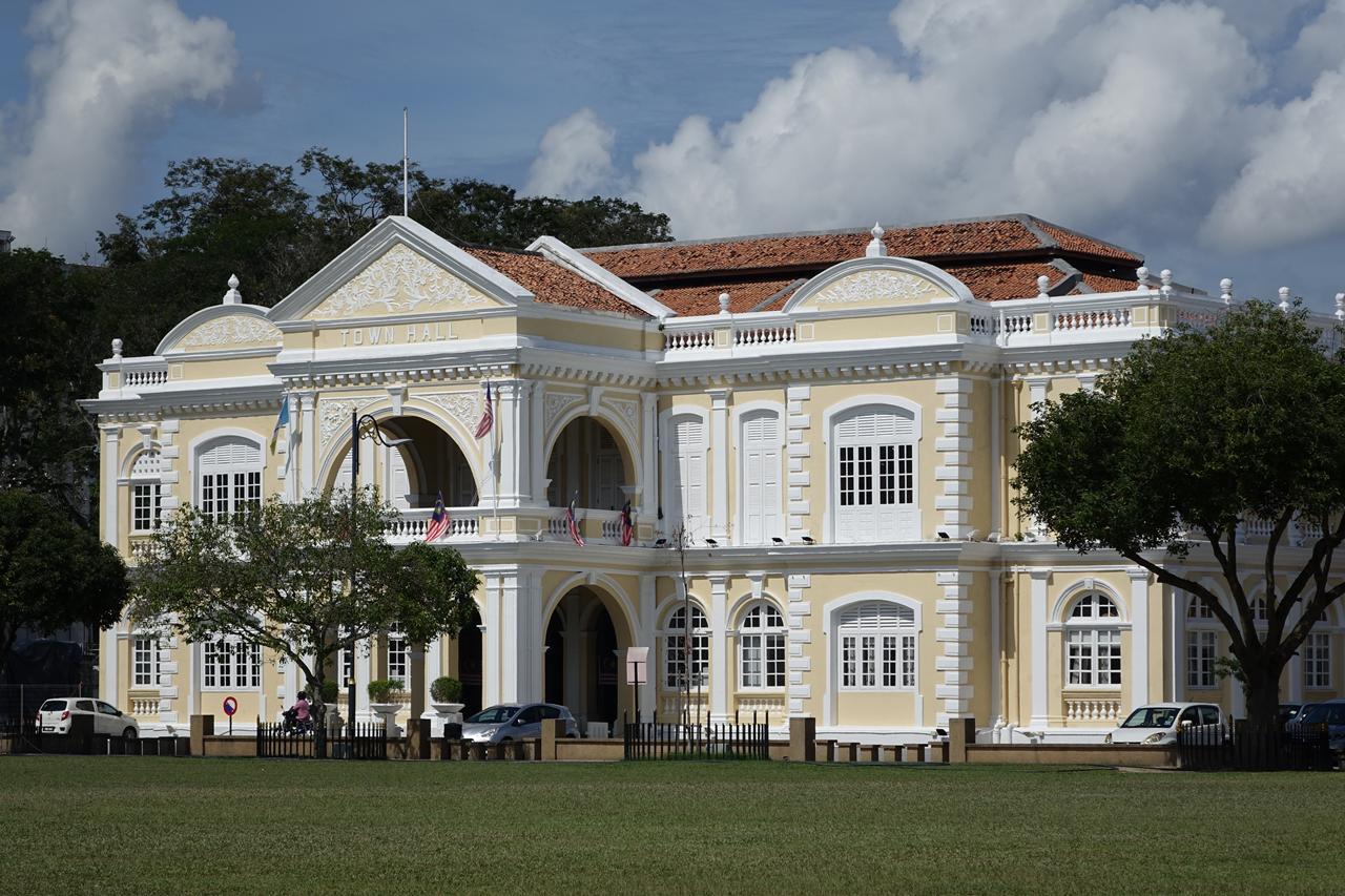 Que ver en George Town en Malasia