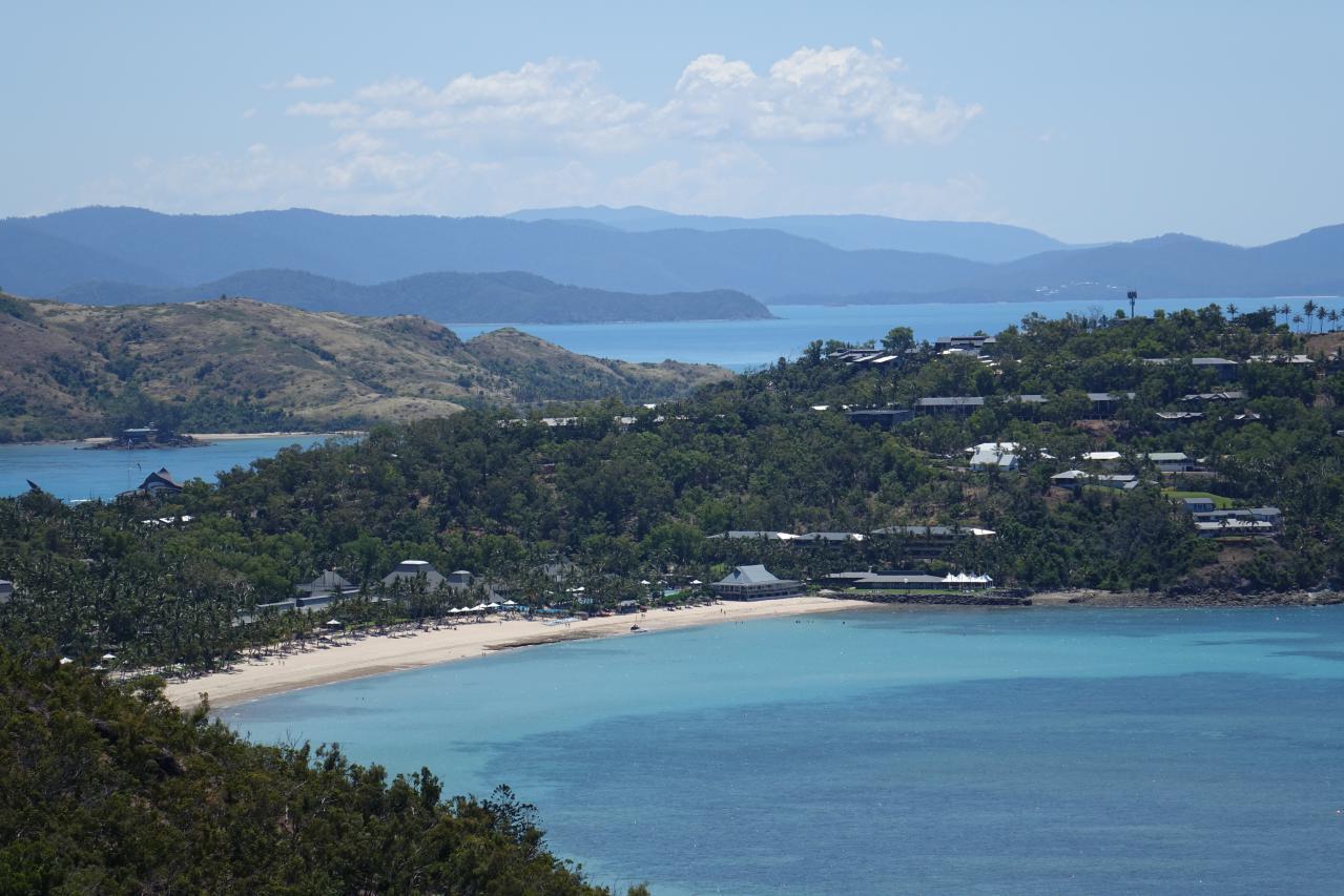 Que ver en isla Hamilton (Whitsunday) en Australia