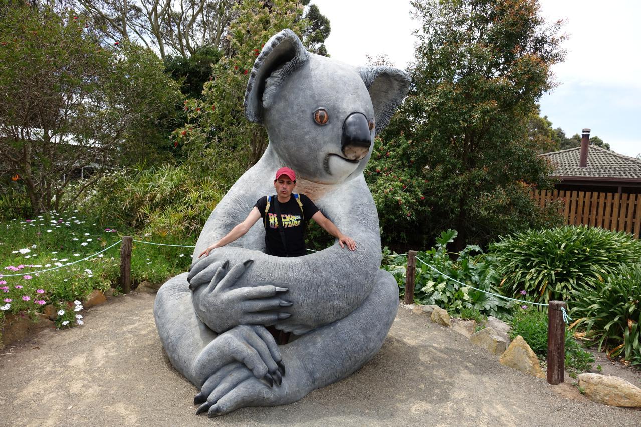 Visita del Kangaroo Island Wildlife Park