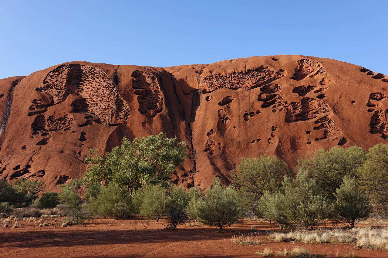 Que ver y hacer en Uluru (Ayers Rock)